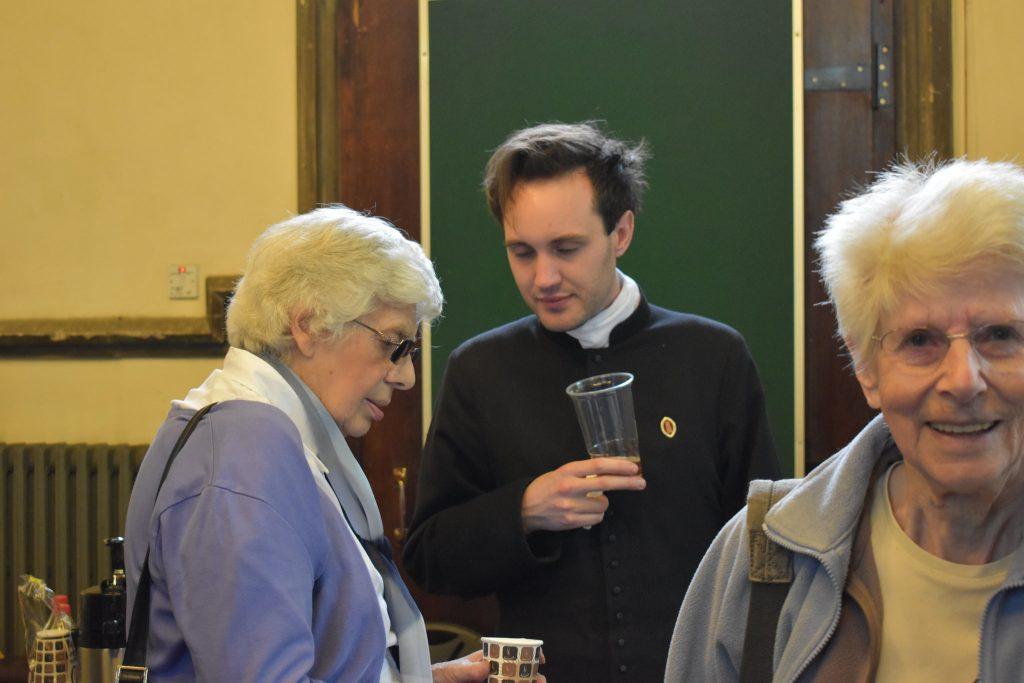Vera, Benji and Margaret